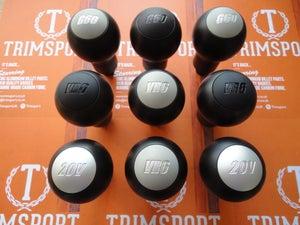 Image of Trimsport Matte Black LIMITED EDITION VW Corrado 2 Line Gearknob