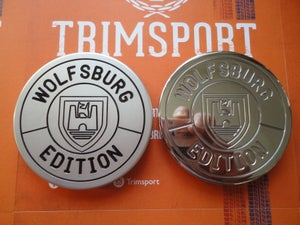 Image of Trimsport VW Corrado Wolfsburg Edition Outline Boot Badge