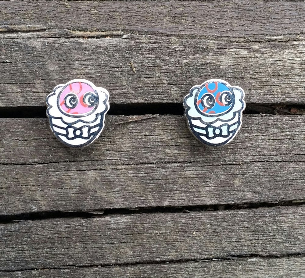 Image of Mini Baby ghosts  2 pack (LE of 200)