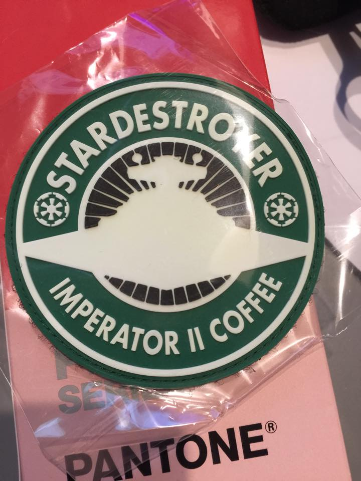 Image of STAR DESTROYER IMPERATOR II COFFEE 2 Versions
