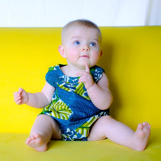 Image of Nile romper