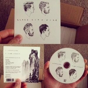 Image of Landslide/72nd Street physical CD