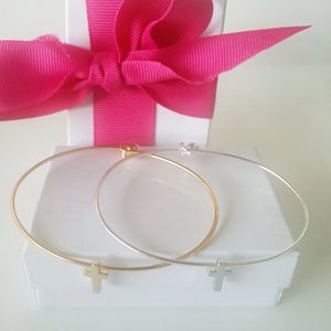 Image of Flash Sale Cross Bracelet