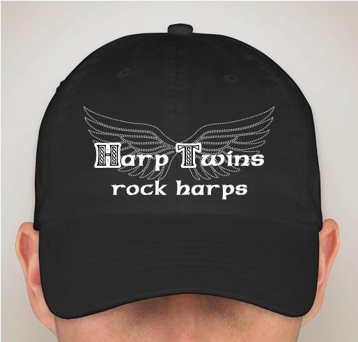 Image of Harp Twins rock harps CAP