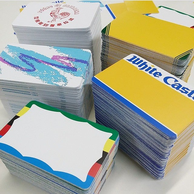 Image of Blank Sticker Packs - Blind Mix