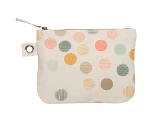Image of Carousel Large Zipper Pouch