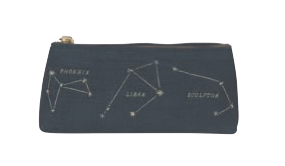 Image of Galaxy Large Cosmetic Bag