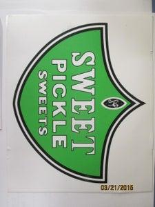 Image of MEDIUM SWISHER STICKER PACK (12)