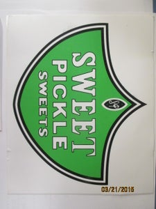 Image of SMALL SWISHER STICKER PACK(12)