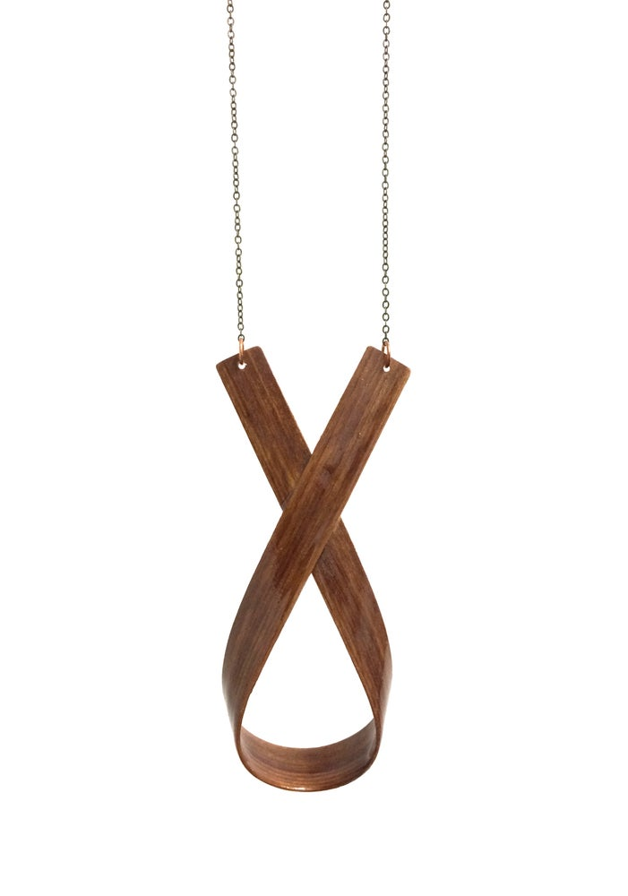 Image of Crossbow Necklace
