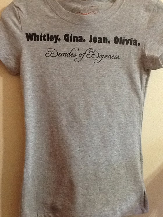 Image of TV Queens Tee