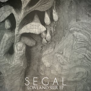 Image of Lowland Seer E.P. CD by Segal PRE-ORDER