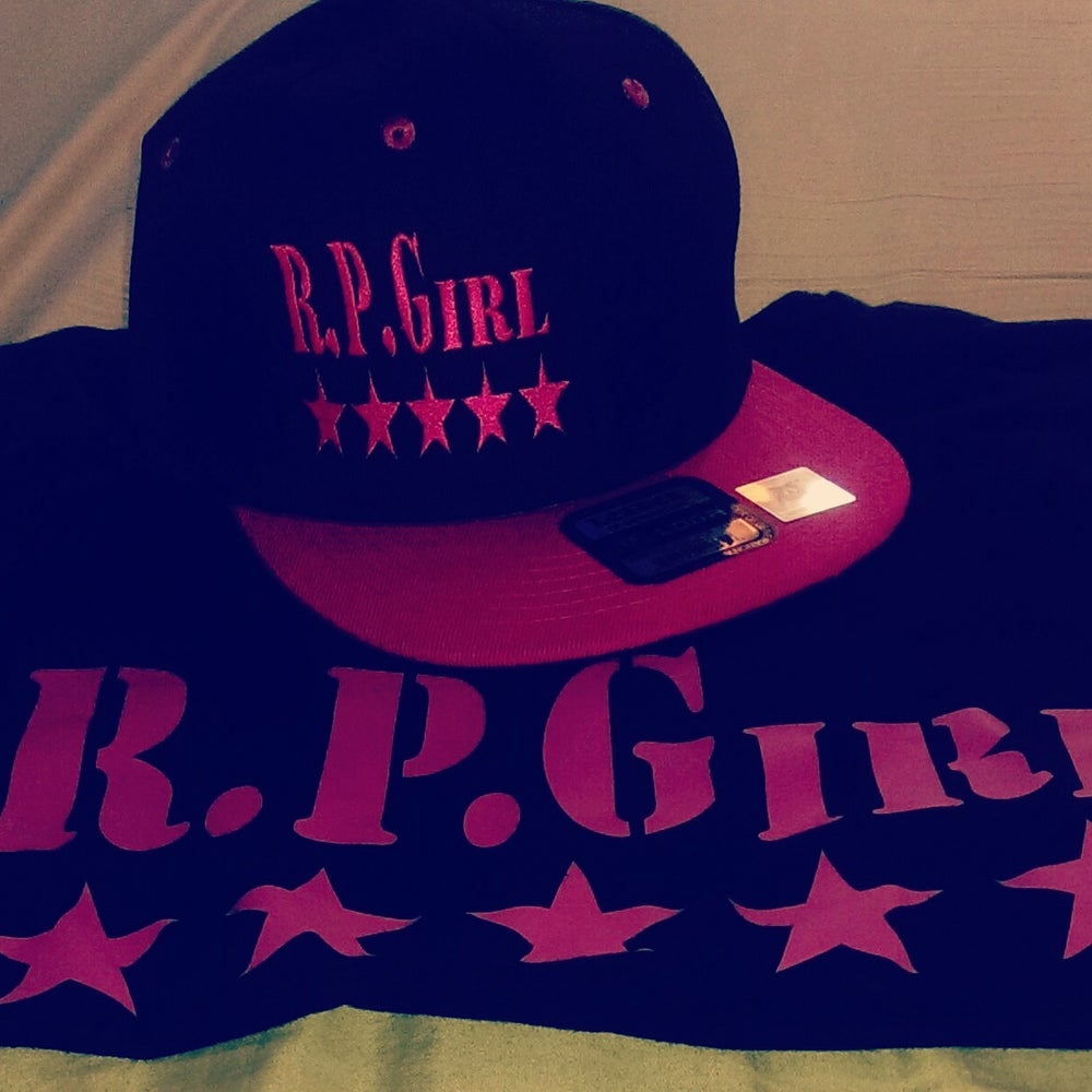 Image of RPG HAT AND TEE OR RPGIRL HAT AND TEE