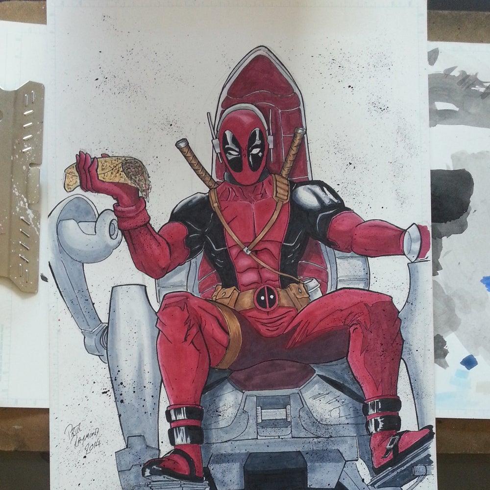 Image of Deadpool Original