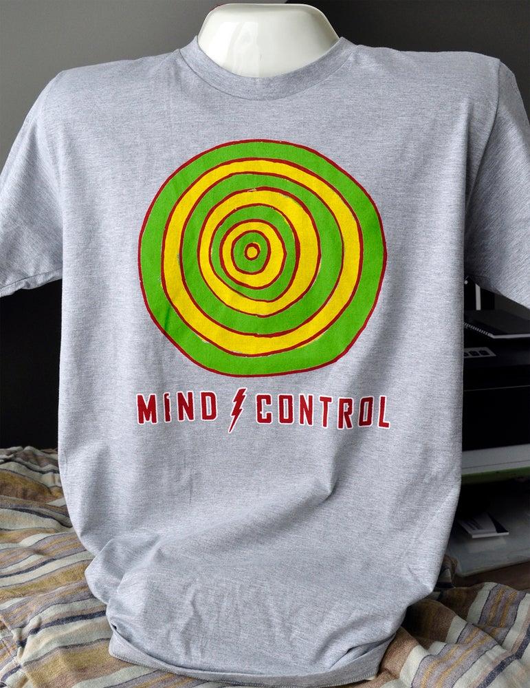 Image of Mind Control T - Bullseye Hypnotizing