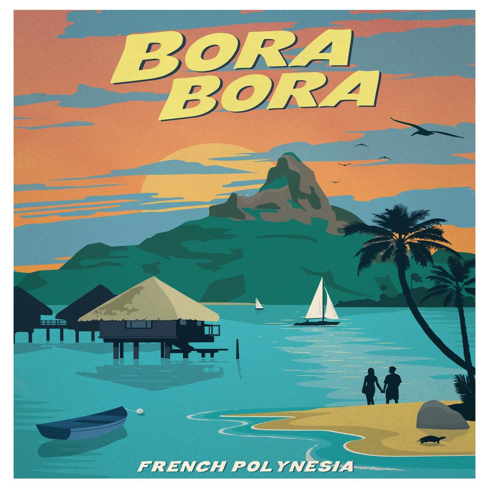 Of pictures bora bora