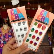 Image of Cha Cha Covers - Sugar Skulls