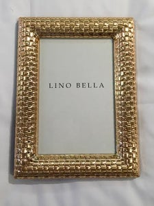 "Image of Watchband Gold 4x6"" Frame - SOLD"