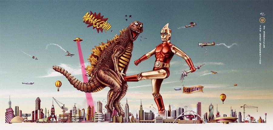 Image of Godzilla
