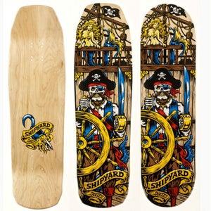 "Image of Shipyard Skates ""el Capitan"" deck"