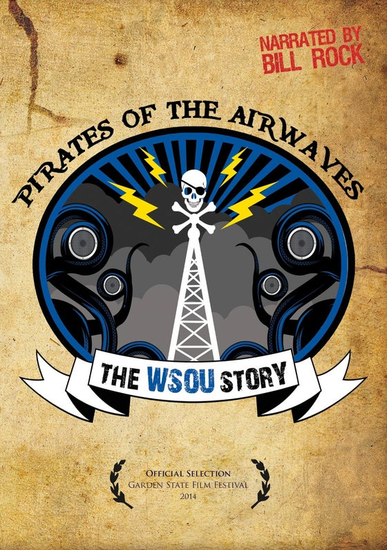 Image of Pirates of the Airwaves: The WSOU Story (DVD)
