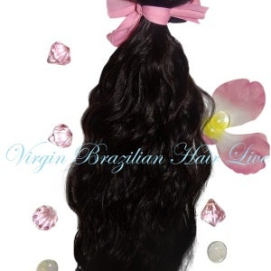 Image of Brazilian Kinky Curly Hair Extensions