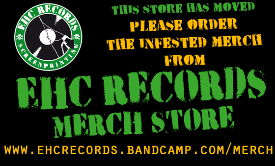 Image of www.ehcrecords.bandcamp.com/merch