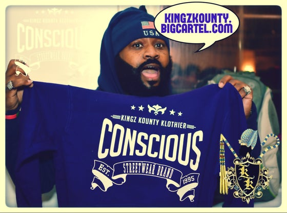 Image of CONSCIOUS HOODY