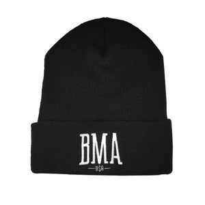 Image of BMA - Black Spring Beanies