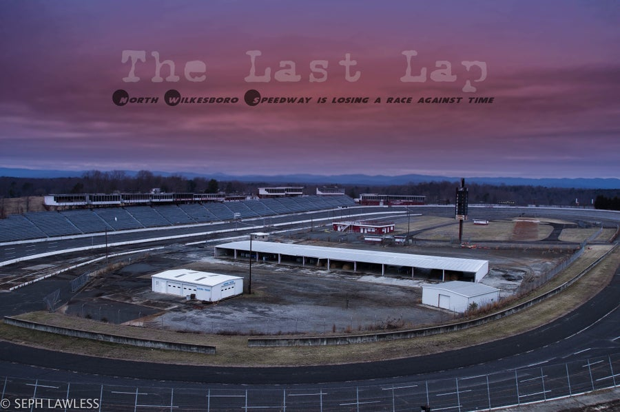 Image of The Last Lap-North Wilkesboro Speedway (eBook) 2015