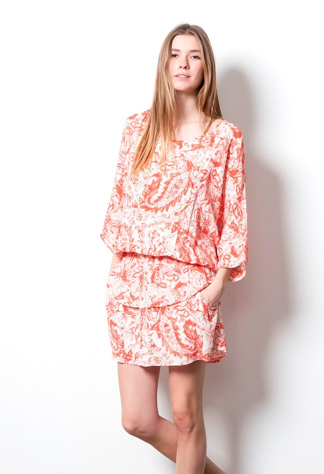 Image of DANE CORAIL DRESS