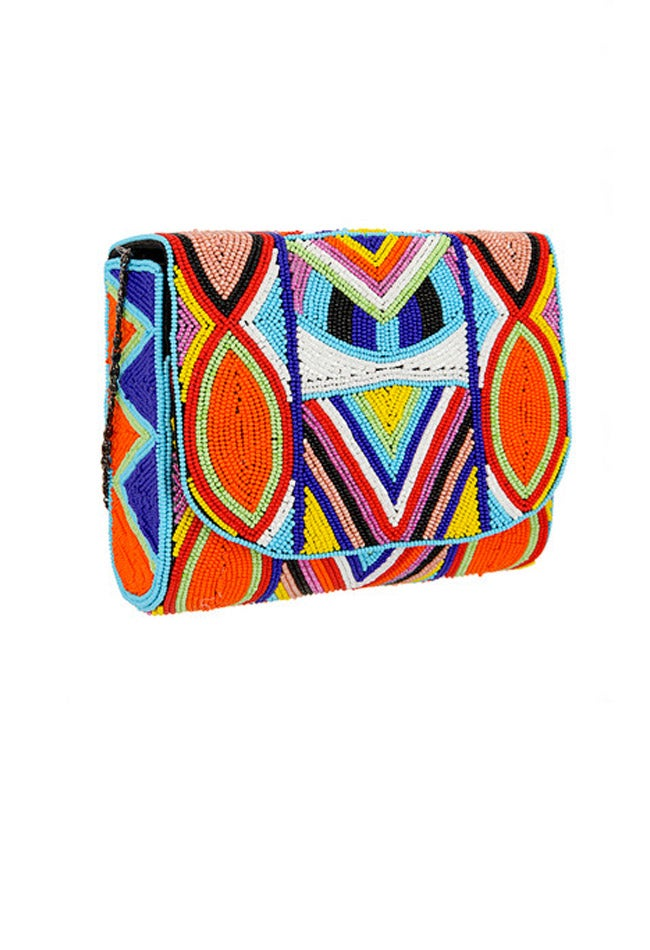 Image of SOMONA MULTICO CLUTCH