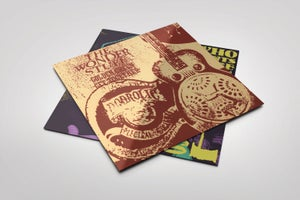 Image of The Wonder Stuff Greetings Cards