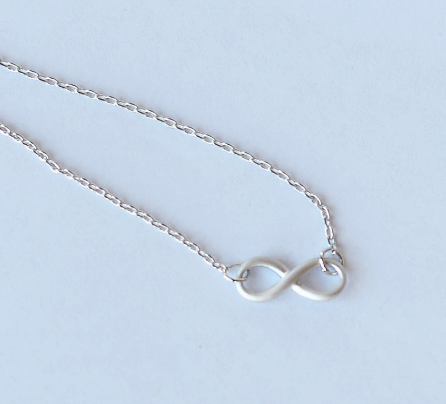 Image of Infinity Chain Bracelet