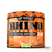 Image of Rhino Revolution Pre Workout- Fruit Punch