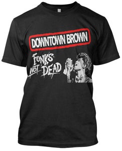 Image of 'FUNKS NOT DEAD' TEE