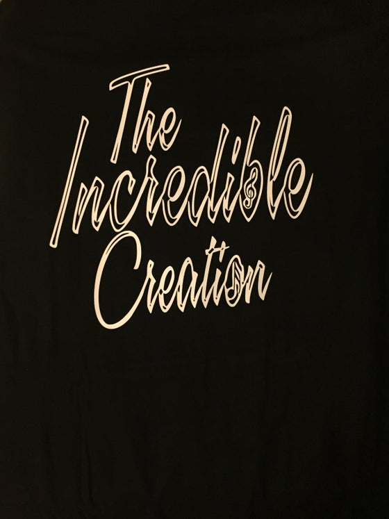 Image of The Incredible Creation [001]