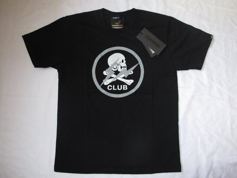Image of FRAGMENT x NEIGHBORHOOD - Club SKULL (Black)