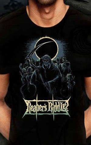 Image of Mens 'Zombie Legion' Shirt