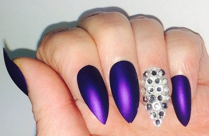 Image of Matte Purple