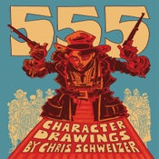 Image of 555 Character Drawings