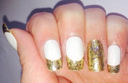 Image of Glitter Tips