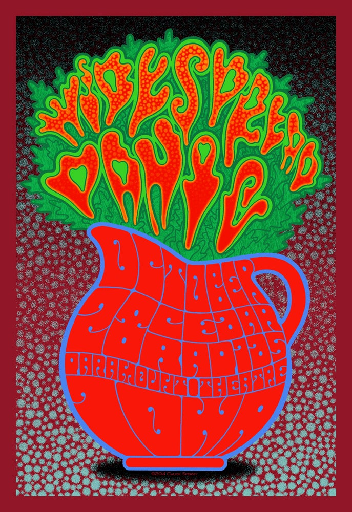 Image of WidespreadPanic Sperry Posters