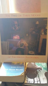 """Image of The Two or Three Moods of...The Grand Pantrymen 12"""" LP"""