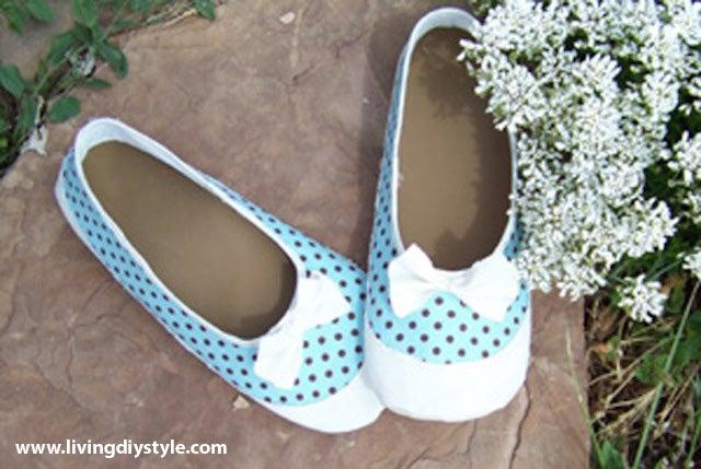 Image of Gilligan Shoe Pattern