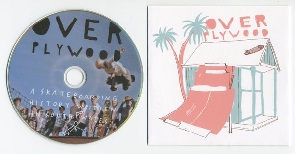 Image of Over Ply Wood DVD