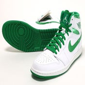 "Image of NIKE AIR JORDAN 1 RETRO ""DO THE RIGHT THING"" GRN"