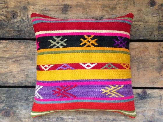 Image of Kilim Pillow - F