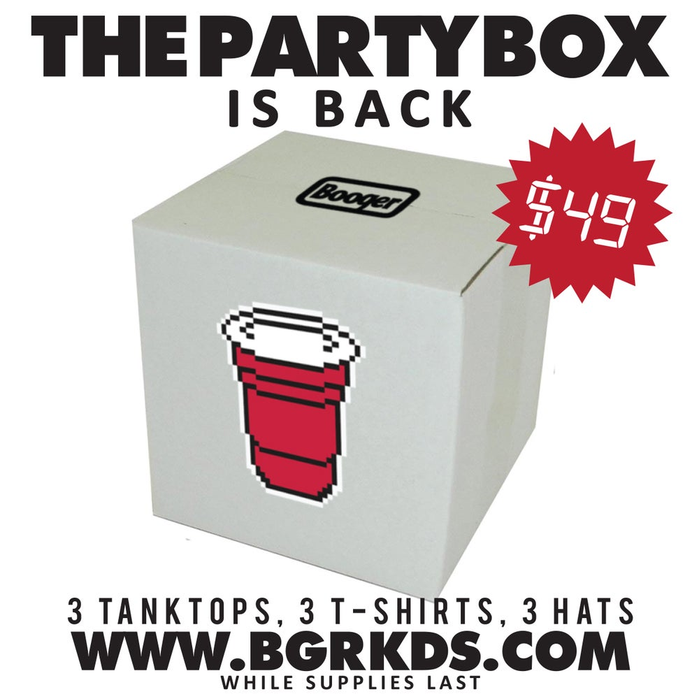 Image of Party Box $49!