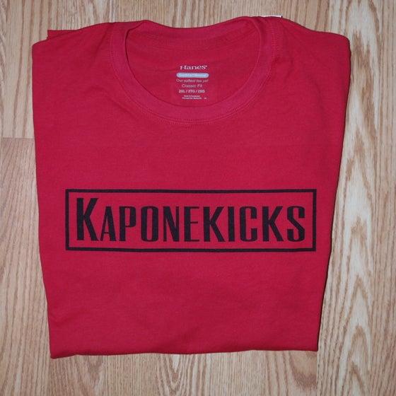 Image of Kaponekicks T-shirt